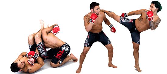 MMA Training in Tewkesbury
